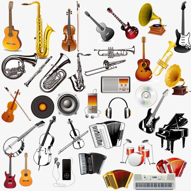 خرید کلیه آلات موسیقی