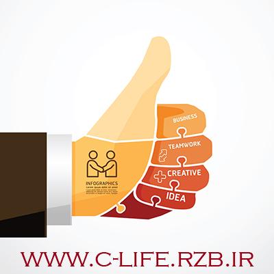 وکتور با موضوع تجارت - نسخه اول