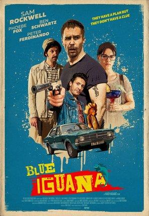 دانلود فیلم Blue Iguana 2018 با زیرنویس فارسی