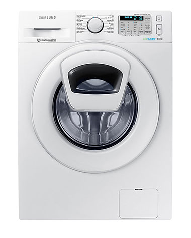 ماشین لباسشویی سامسونگ SAMSUNG WW90K5213WW