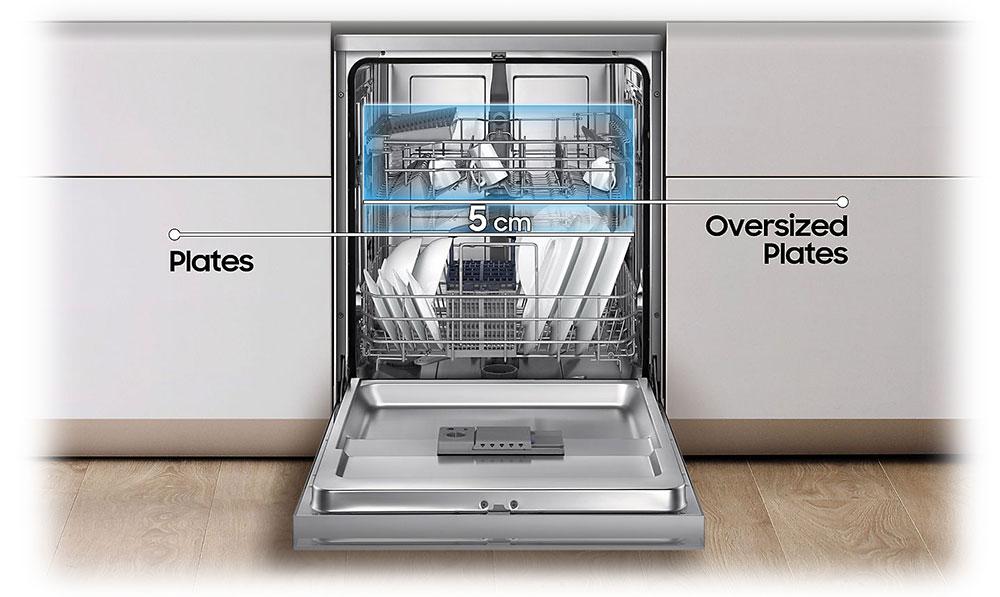 ماشین ظرفشویی سامسونگ DW60M5010FS