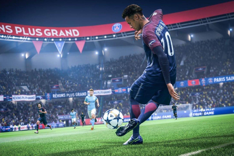 ویدئو جدید از بخش لیگ قهرمانان اروپا FIFA 19