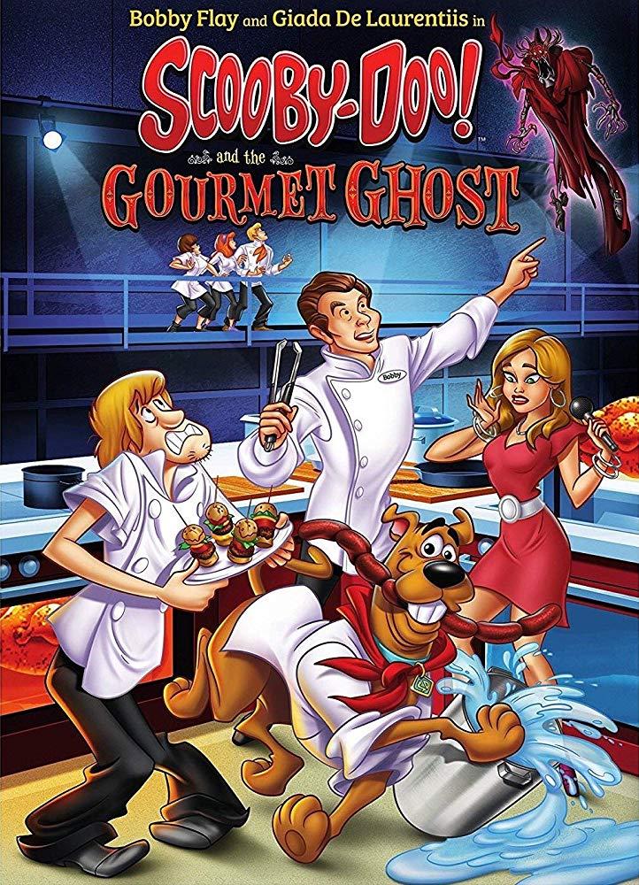 دانلود فیلم Scooby Doo And The Gourmet Ghost 2018 با زیرنویس فارسی