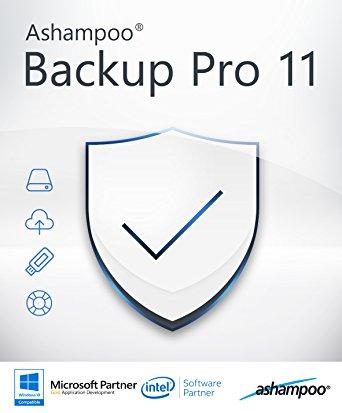 دانلود نرم افزار بک آپ گیری از اطلاعات Ashampoo Backup Pro 12.04