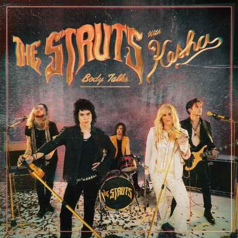متن آهنگ Body Talks از The Struts با همراهی Kesha