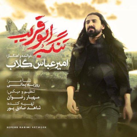آهنگ جدید امیرعباس گلاب به نام تنگه ابوقریب