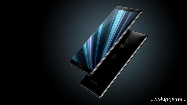 گوشی Xperia XZ3 سونی با نمایشگر OLED و چیپ ست اسنپدراگون 845 معرفی شد
