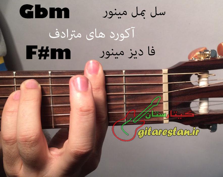 فا دیز مینور - گیتارستان