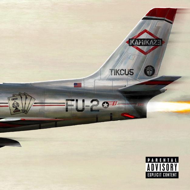 دانلود آلبوم جدید Kamikaze از امینم (Eminem) | با کیفیت 320 و 128