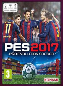دانلود کرک بازی Pro Evolution Soccer 2017