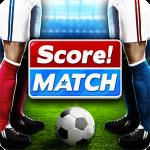 دانلود Score! Match 1.31 - بازی فوتبال فوق العاده زیبا