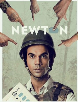 دانلود فیلم Newton 2017 دوبله فارسی دو زبانه