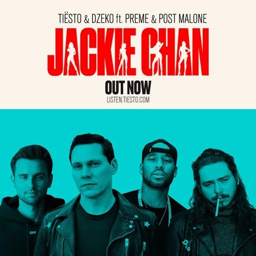 دانلود آهنگ Jackie Chan از دیجی Tiesto و Dzeko
