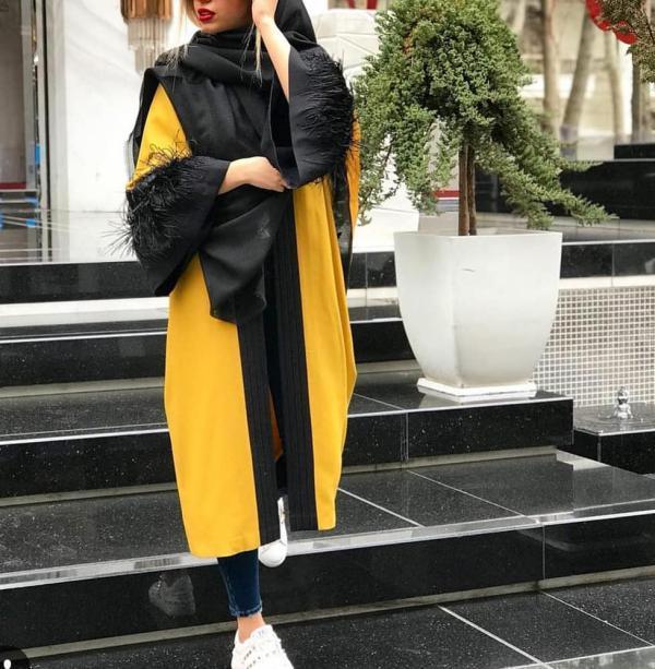 عکس مدل مانتو تابستانه 2019