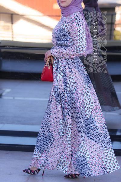 مدل مانتوی نخی بلند زنانه2018