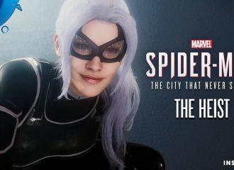 تریلر جدید از بازی Marvel's Spider-Man