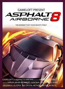 دانلود ترینر تمامی نسخه های بازی اسفالت 8 کامپیوتر - Asphalt 8 Airborne