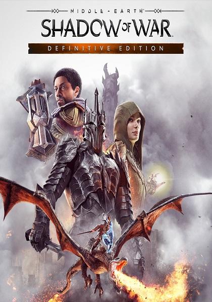 دانلود بازی Middle-earth Shadow of War Definitive Edition برای کامپیوتر