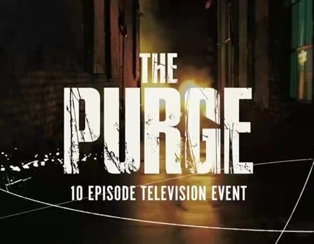 دانلود سریال The Purge با لینک مستقیم