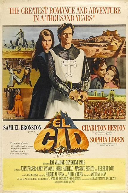 دانلود فیلم El Cid 1961