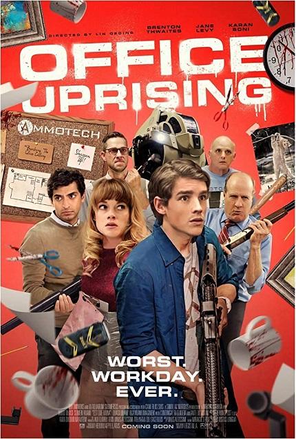 دانلود فیلم Office Uprising 2018