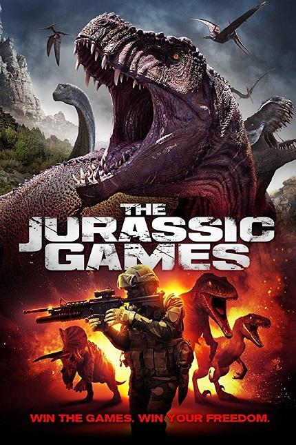 دانلود فیلم The Jurassic Games 2018