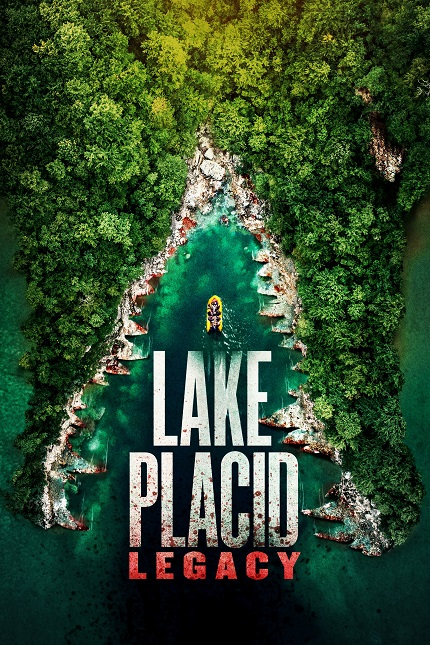 دانلود فیلم Lake Placid Legacy 2018