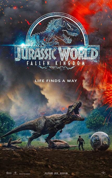 دانلود فیلم Jurassic World: Fallen Kingdom 2018