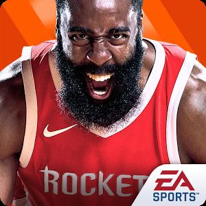 دانلود بازی ورزشی بسکتبال ان بی ای آنلاین اندروید - NBA LIVE Mobile 3.0.01