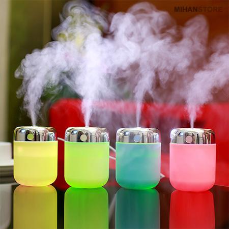دستگاه بخور سرد یو اس بی اسمال فیش Humidifier