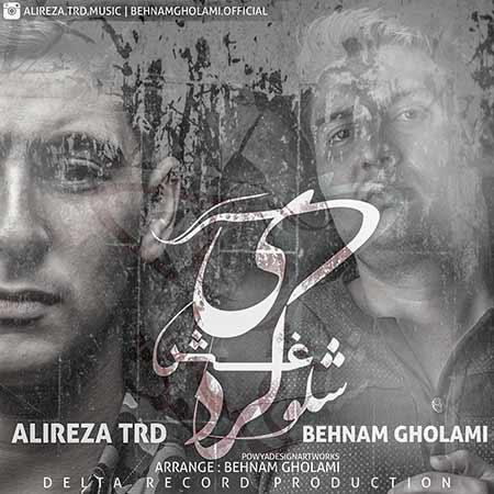 http://rozup.ir/view/2644622/Alireza-TRD-Ft-Behnam-Gholami-%E2%80%93-Sholooghesh-Kardi.jpg