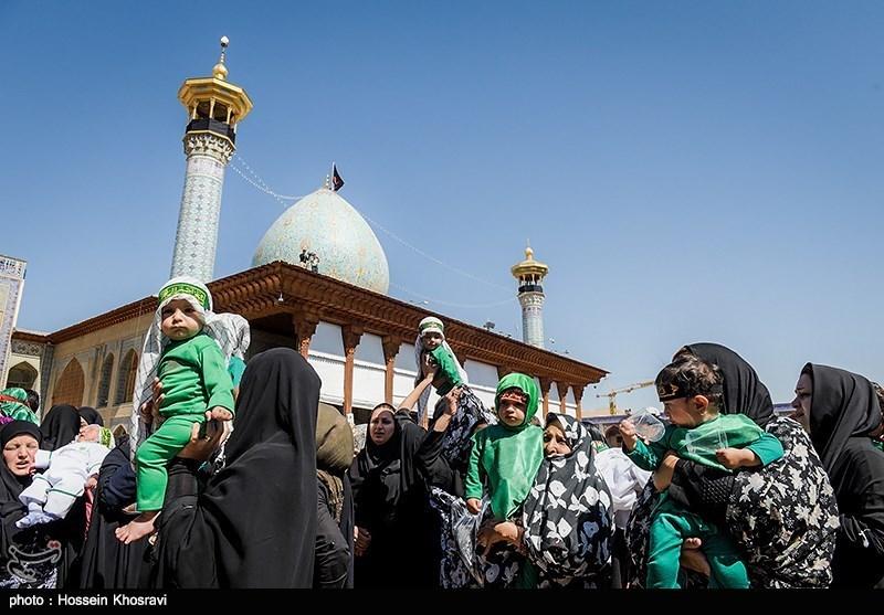 برگزاری همایش شیرخوارگان حسینی در ۵۰۰ نقطه فارس
