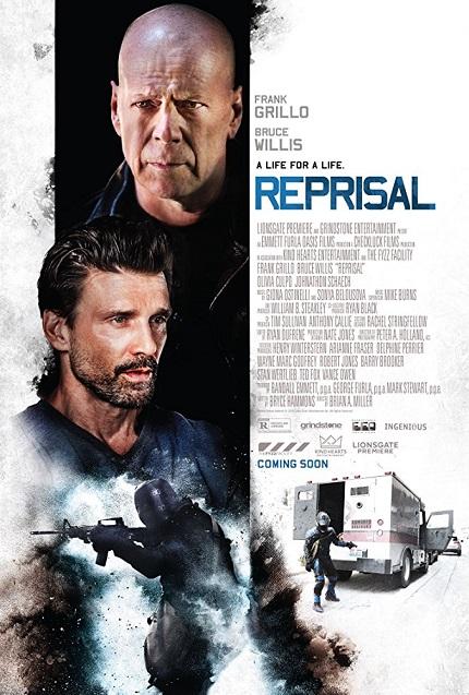 دانلود فیلم Reprisal 2018