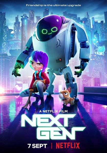 دانلود انیمیشن نسل بعدی Next Gen 2018