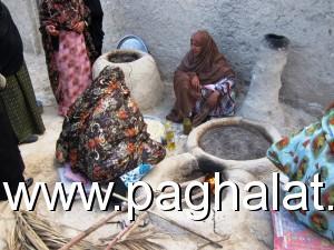 حضور برنامه همولایتی در روستای پاقلات