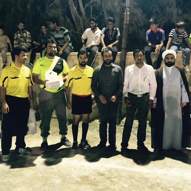 گزارش تصویری از مسابقات جام رمضان سال 94