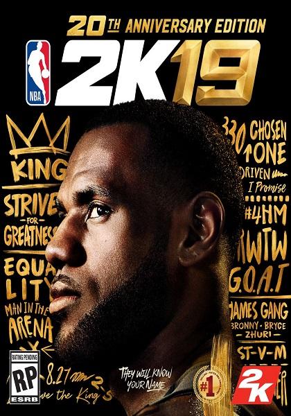 دانلود بازی NBA 2K19 برای کامپیوتر به همراه کرک نهایی CODEX