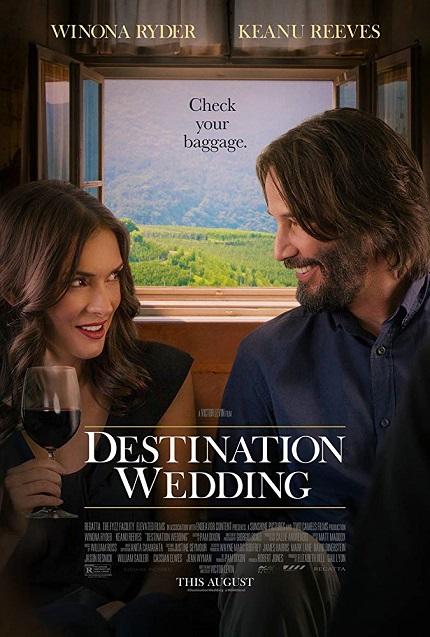 دانلود فیلم Destination Wedding 2018