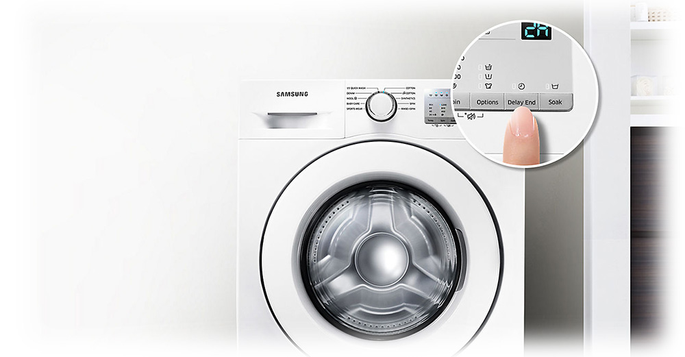 تحلیل ماشین لباسشویی سامسونگ WW70J3283KW