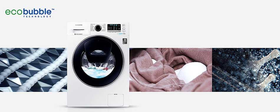 تحلیل ماشین لباسشویی سامسونگ WW80K5213