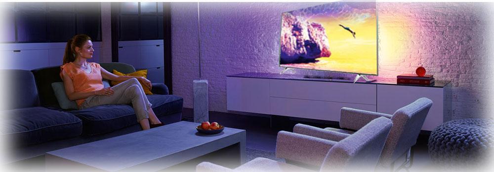 تلویزیون 4K فیلیپس 65PUS7601