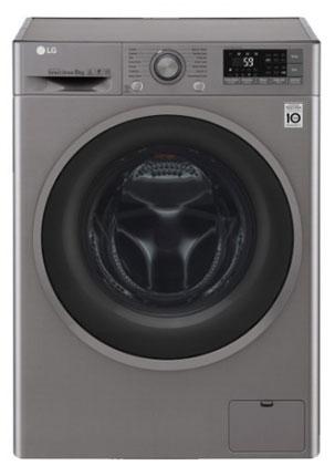 ماشین لباسشویی ال جی F4J6TNP8S