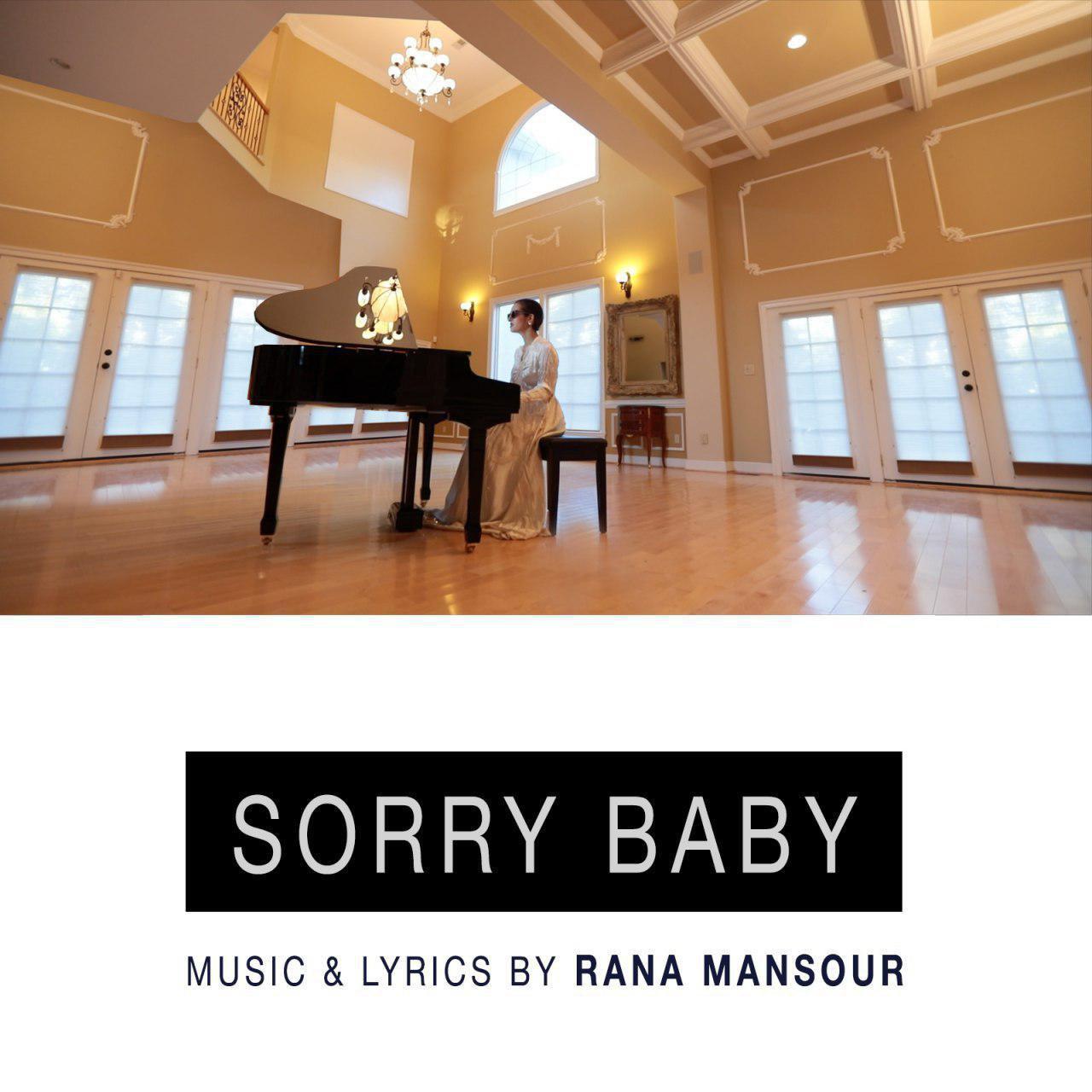 دانلود آهنگ Sorry Baby از رعنا منصور | با کیفیت 320 و 128 | با متن
