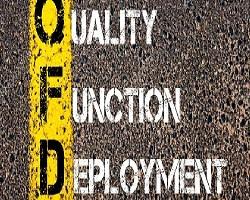 پاورپوینت گسترش عملکرد کیفیت QFD