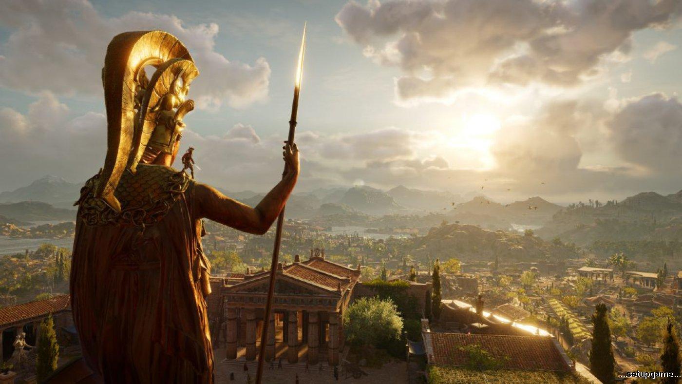 سیستم مورد نیاز بازی Assassin's Creed Odyssey اعلام شد
