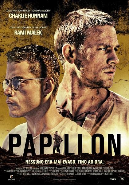 دانلود فیلم Papillon 2018
