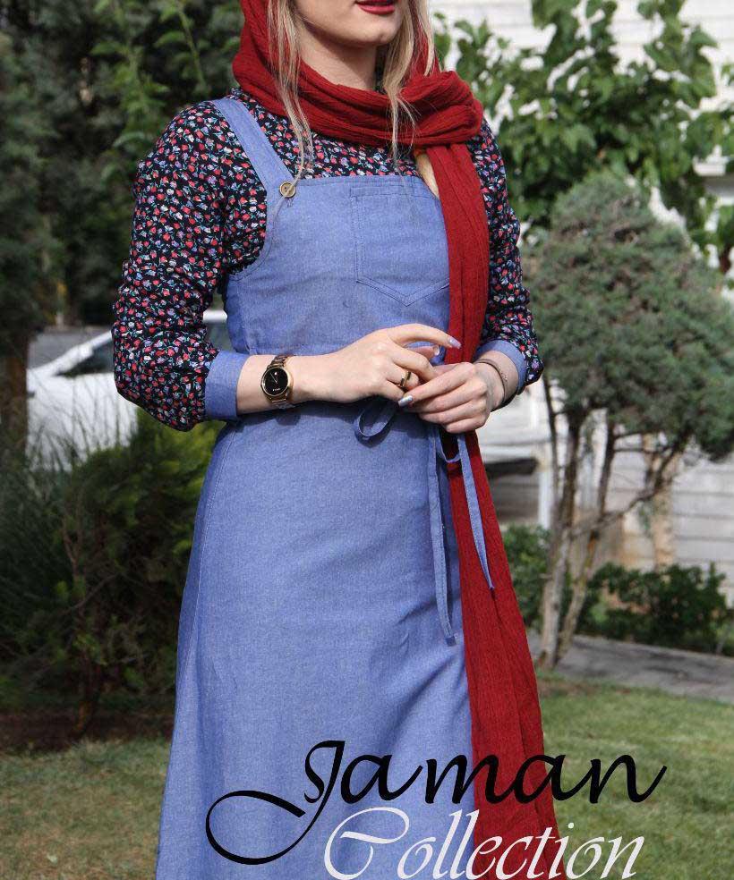 مدل مانتو سارافن دامن
