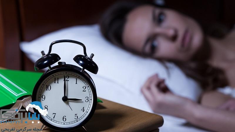 علت بیدار شدن از خواب در میانههای شب