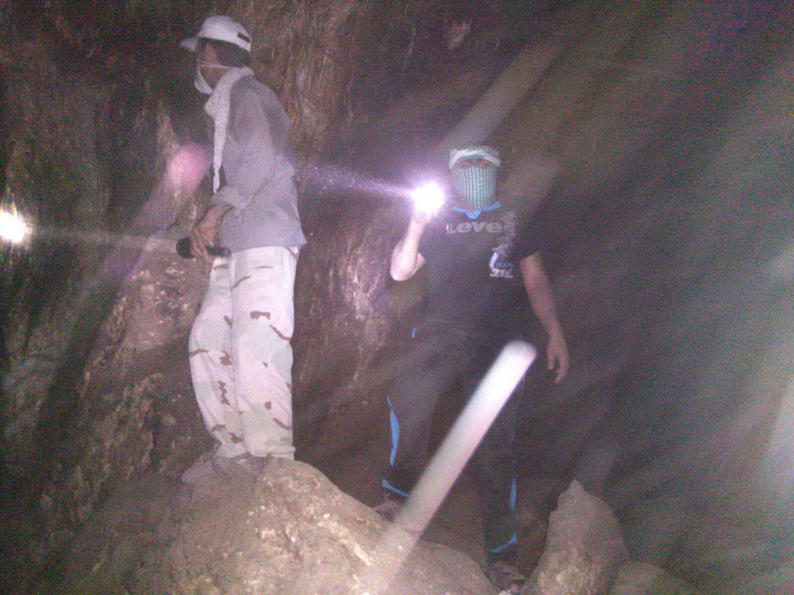 کشف غار جدید توسط سبزگستران پاقلات + عکس