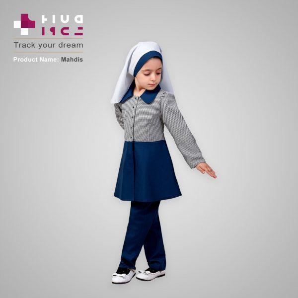 مدل مانتو مدرسه ای11